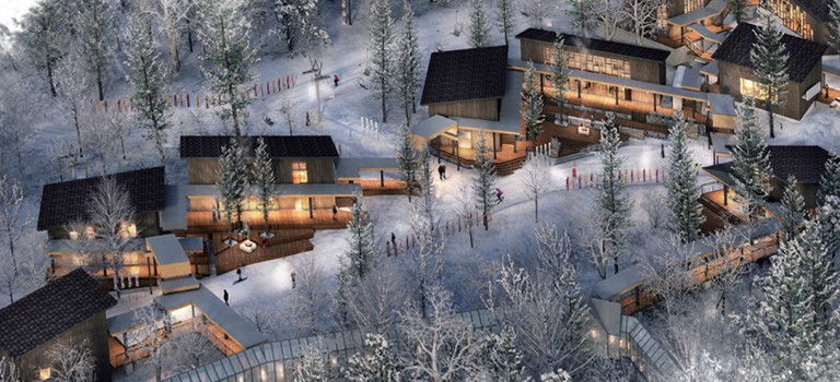 The Ultimate Paradise for Skiers at Hoshino Resorts